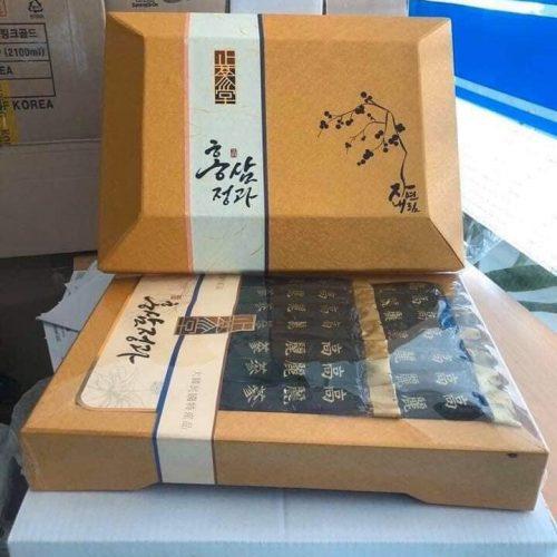 Hắc sâm nguyên củ tẩm mật ong Dongjin Korea 2